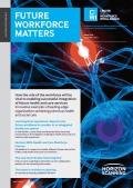 CfWI Future workforce matters - Issue 4