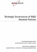 Strategic Governance of R&D-Related Policies