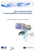 Data on Business R&D: Comparing BERD and the Scoreboard