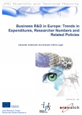 Business R&D in Europe: Trends in Expenditures, Researcher Numbers and Related Policies
