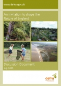 An Invitation to Shape the Nature of England - Discussion Document for the White Paper