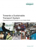 Towards a Sustainable Transport System Supporting Economic Growth in a Low Carbon World