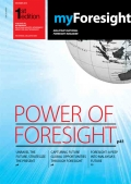 Malaysian Foresight Magazine: myForesight (1st Edition)