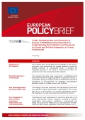 Youth, Unemployment, and Exclusion in  Europe: A Multidimensional Approach to  Understanding the Conditions and Prospects  for Social and Political Integration of Young  Unemployed