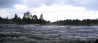 Growing frequency of floods in Europe and the world