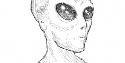 Discovery of an alien civilization